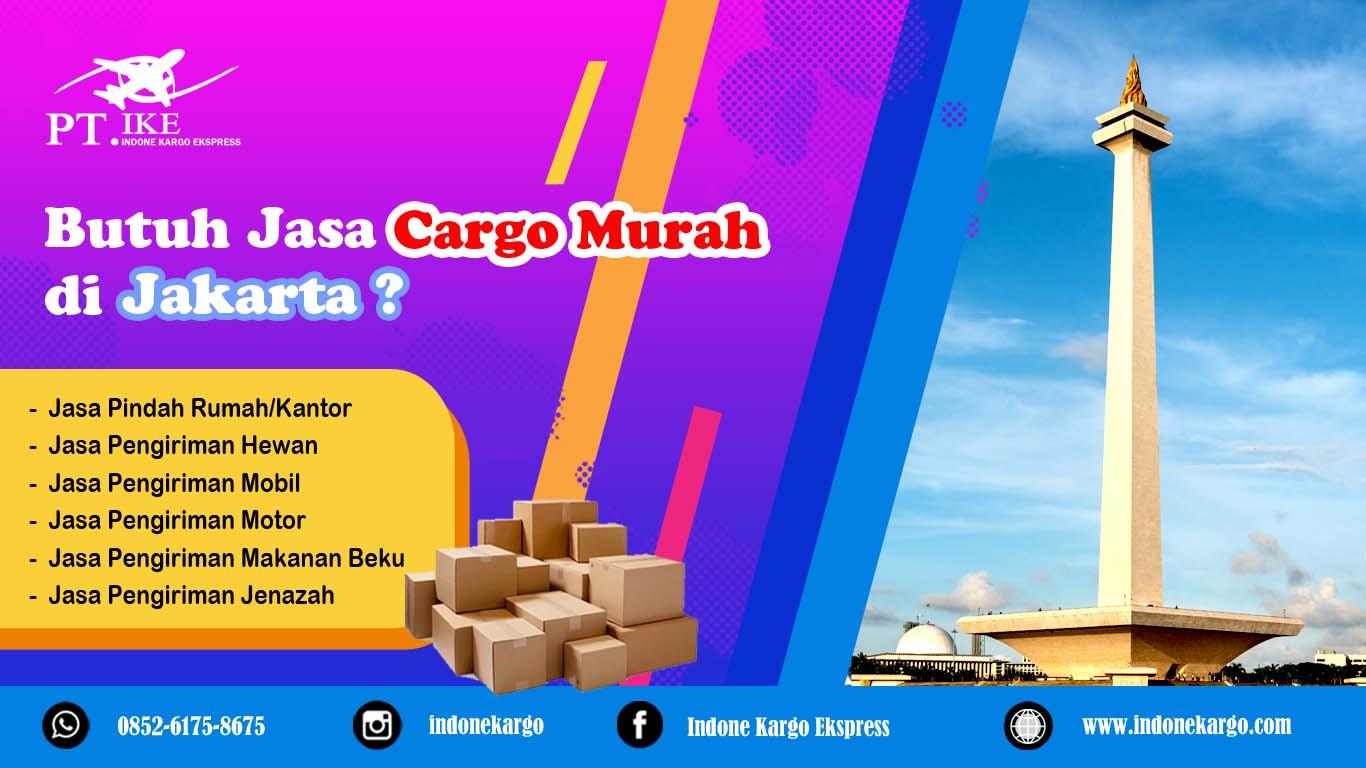 Tips Memilih Jasa Cargo Murah di Jakarta ke Seluruh Indonesia