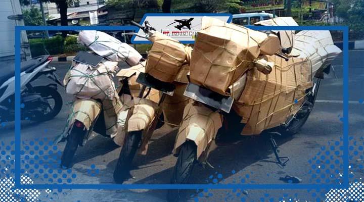 Jasa Pengiriman Motor PT IKE Indone Kargo Ekspress