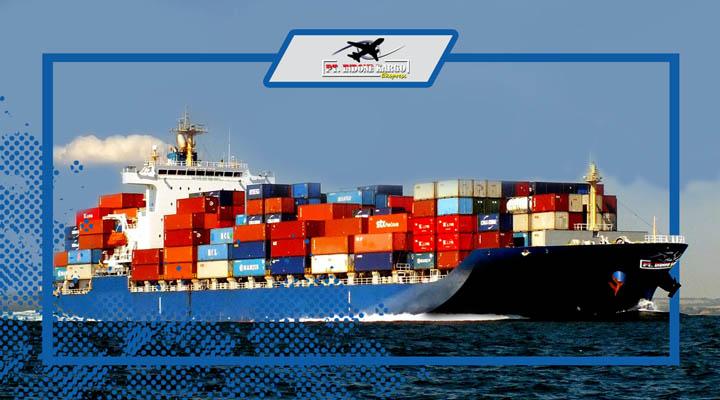 cargo laut PT IKE Indone Kargo Ekspress 2