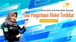 Jasa Pengiriman Motor Terdekat PT Indone Kargo Ekspress