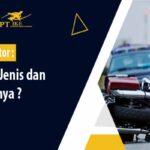 Asuransi Motor : Apa Saja Jenis dan Manfaatnya ?