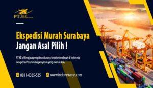 Ekspedisi Murah Surabaya : Tips Mendapatkan JASPER Terbaik – PT IKE